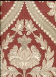 Marcia Wallpaper Pienza Red 35483 By Holden Decor For Options